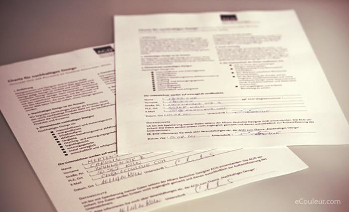 eCouleur-nachhaltige-Designagentur-Koeln-Nachhaltigkeits-Versprechen-Dokument