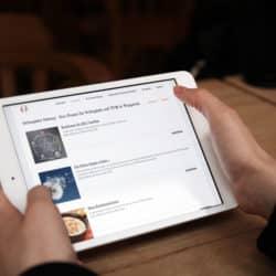 eCouleur Referenz nachhaltiges Design Orthopädie Osburg Webdesign