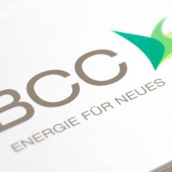 eCouleur Referenz nachhaltiges Design BCC Logodesign