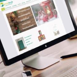 eCouleur Referenz nachhaltiges Design Grüne Bude Logodesign